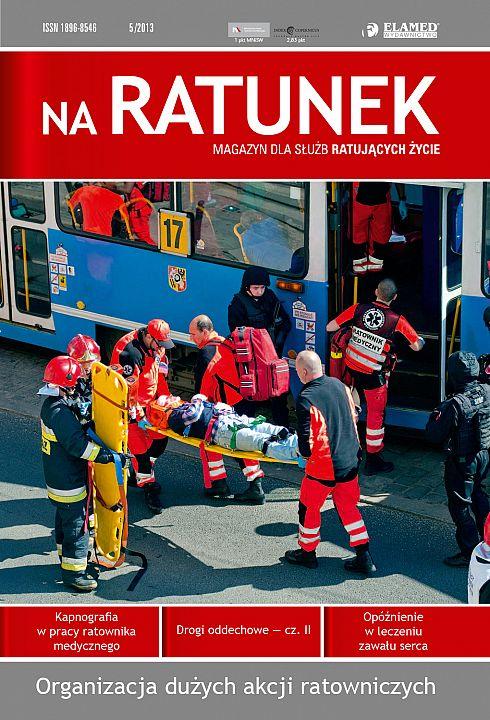 Na Ratunek wydanie nr 5/2013