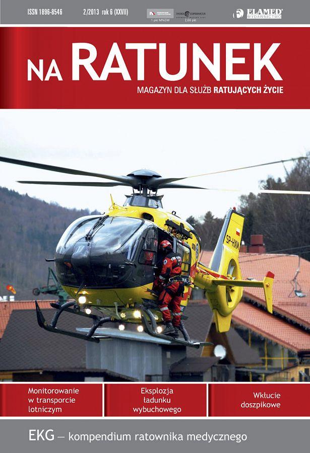 Na Ratunek wydanie nr 2/2013
