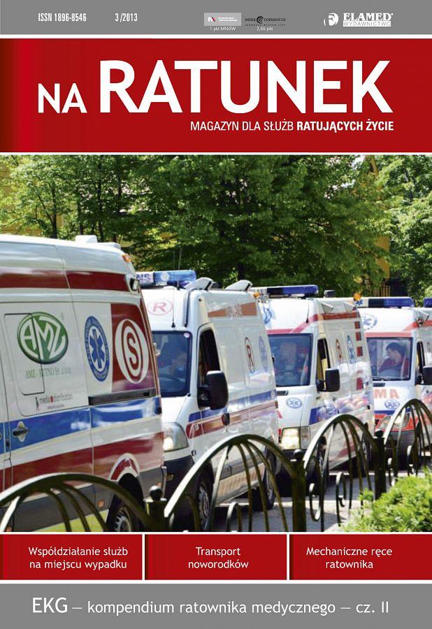 Na Ratunek wydanie nr 3/2013